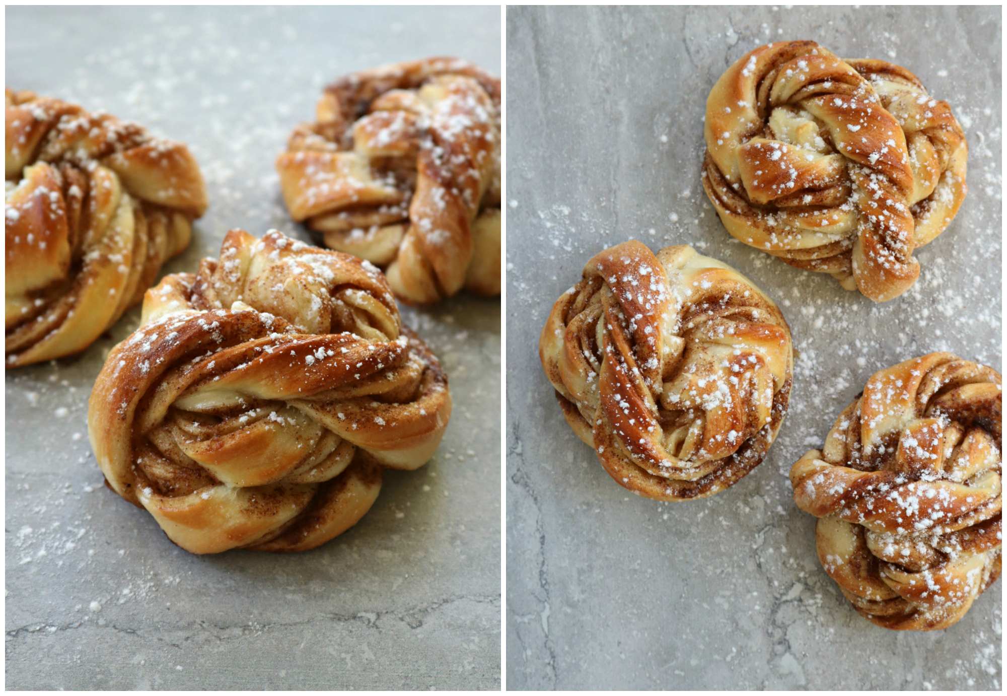 Kanelbullar - Scandinavian Cinnamon Twists