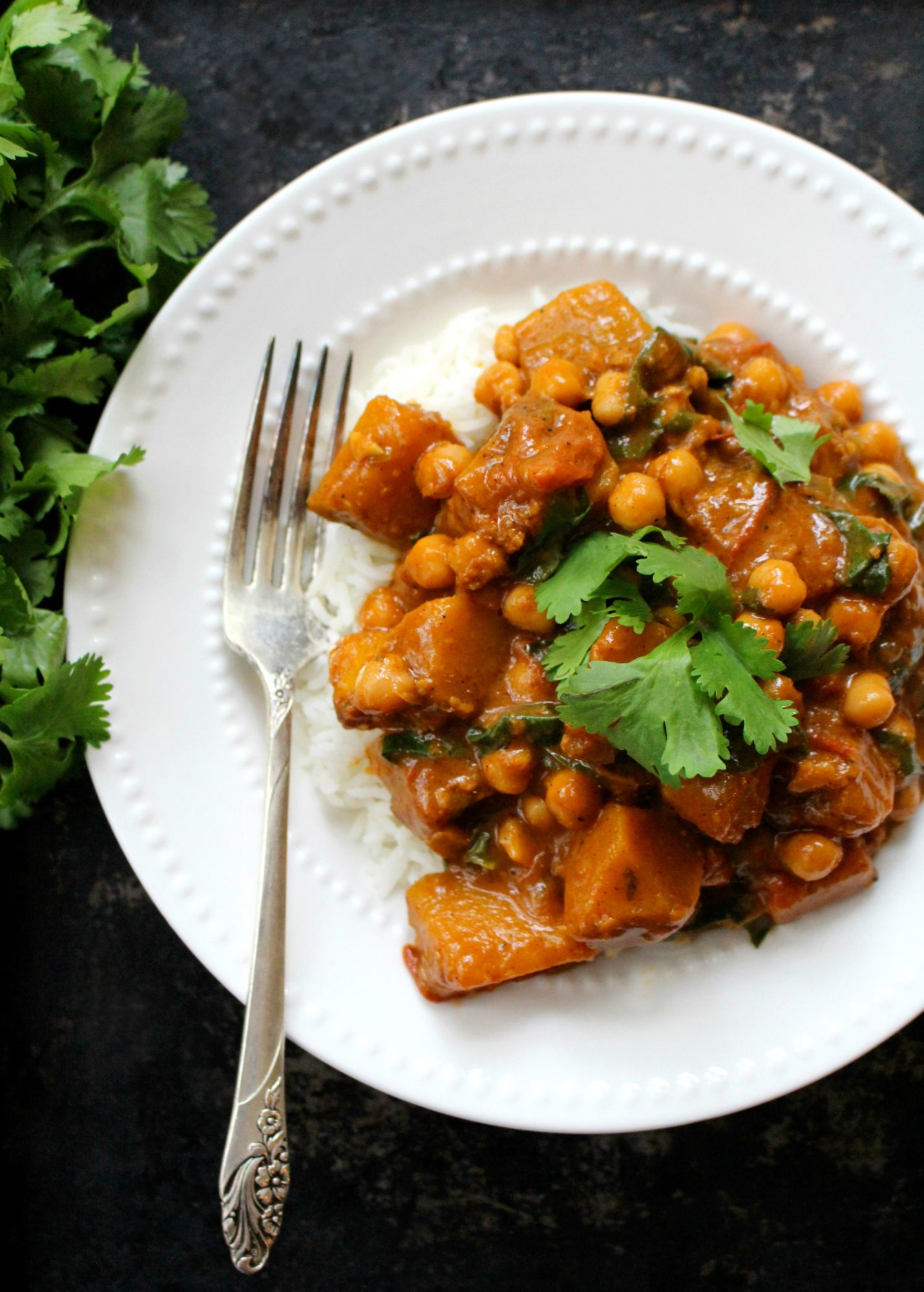 Winter Squash Curry