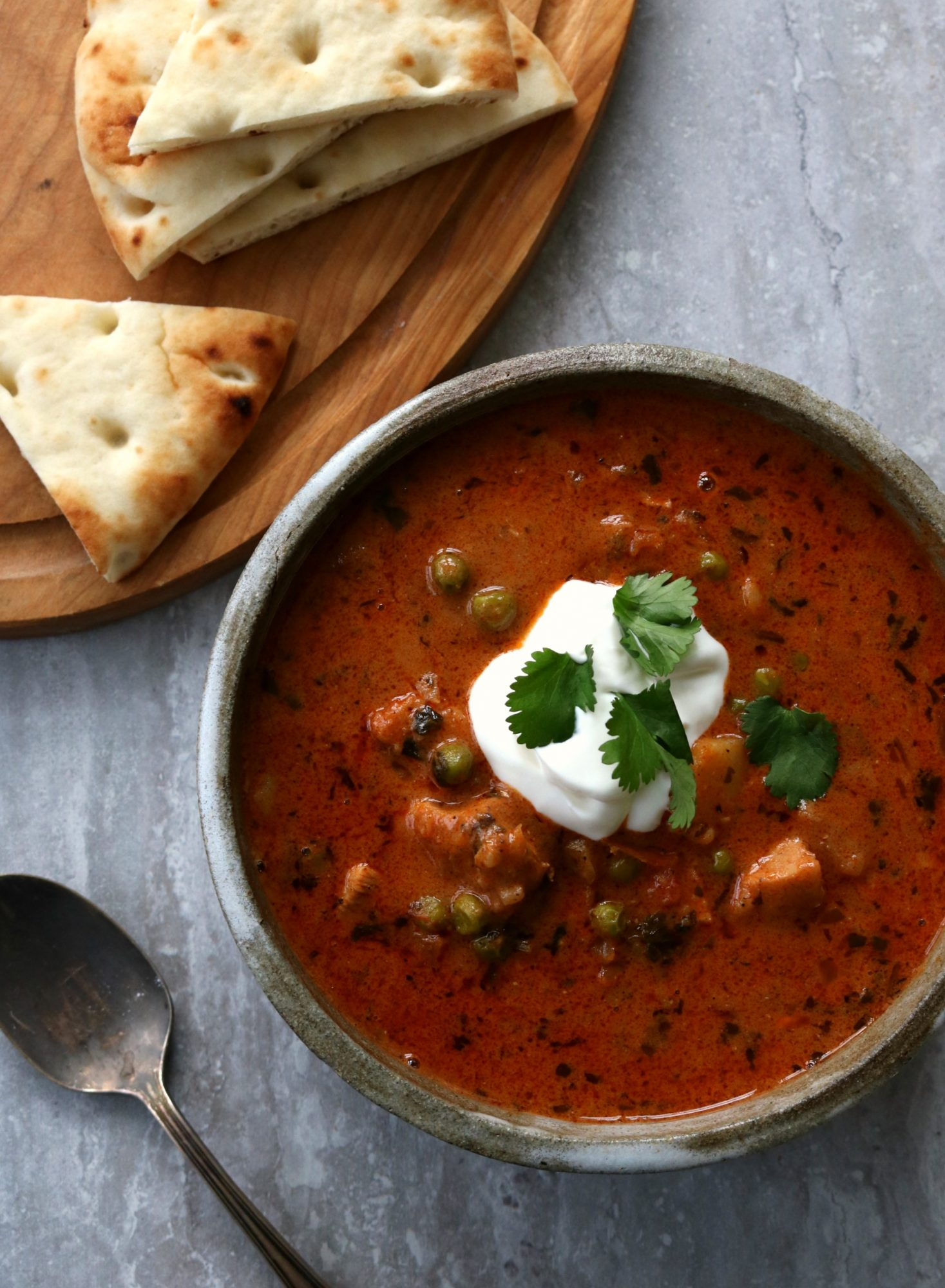 Butter chicken soup 2
