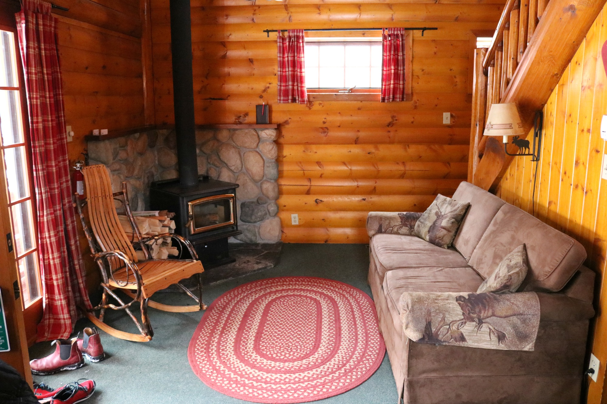 Baker Creek Cabin 1