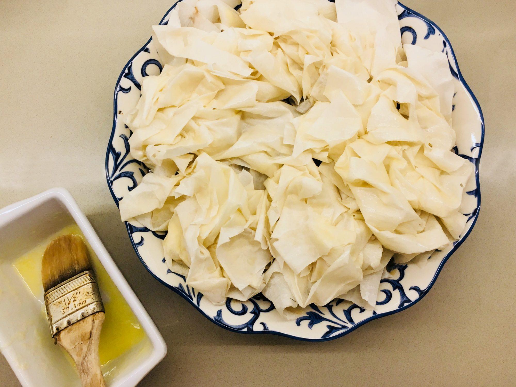 Moroccan Lamb Pie 3