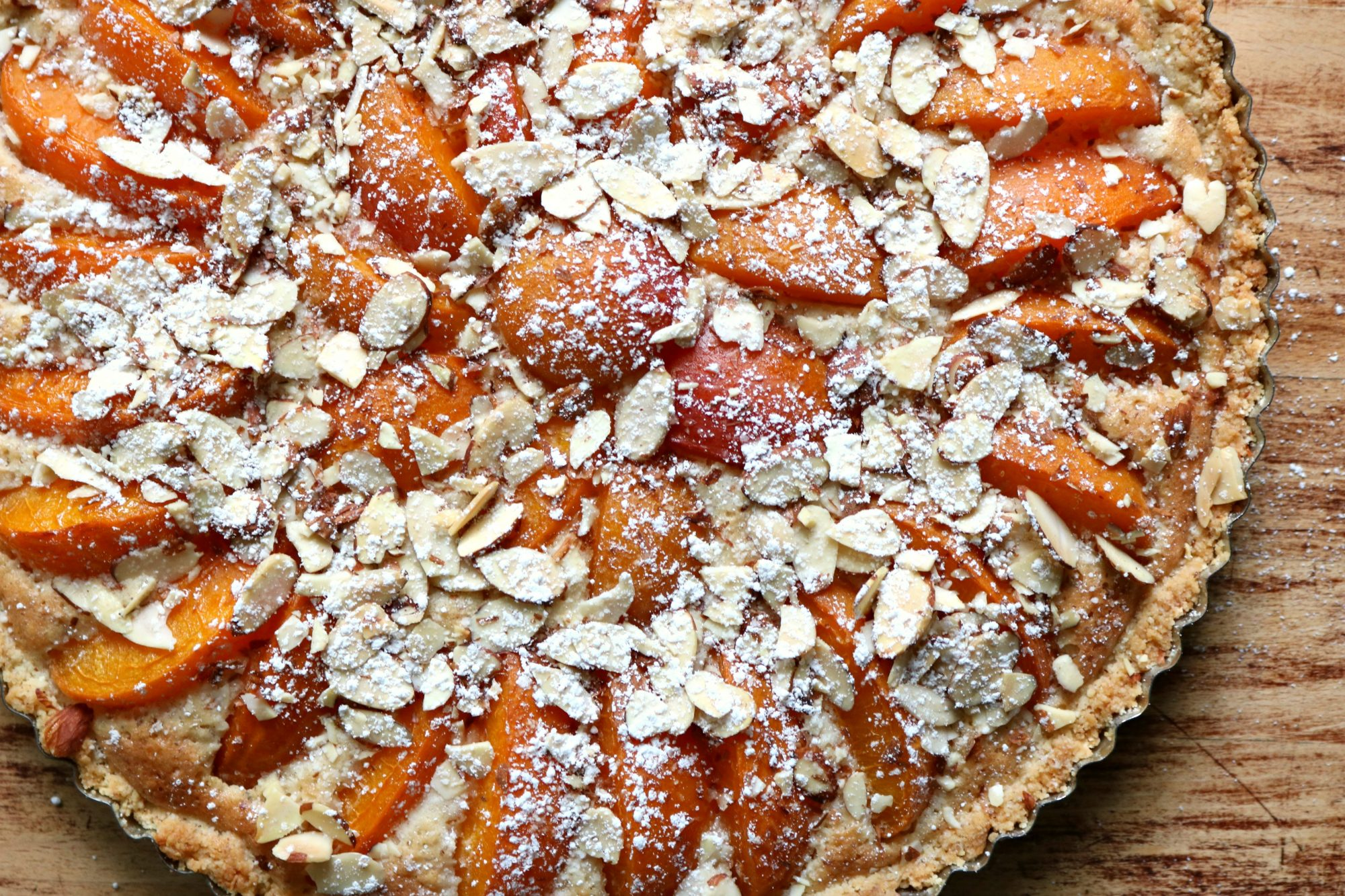 Apricot Tart 2