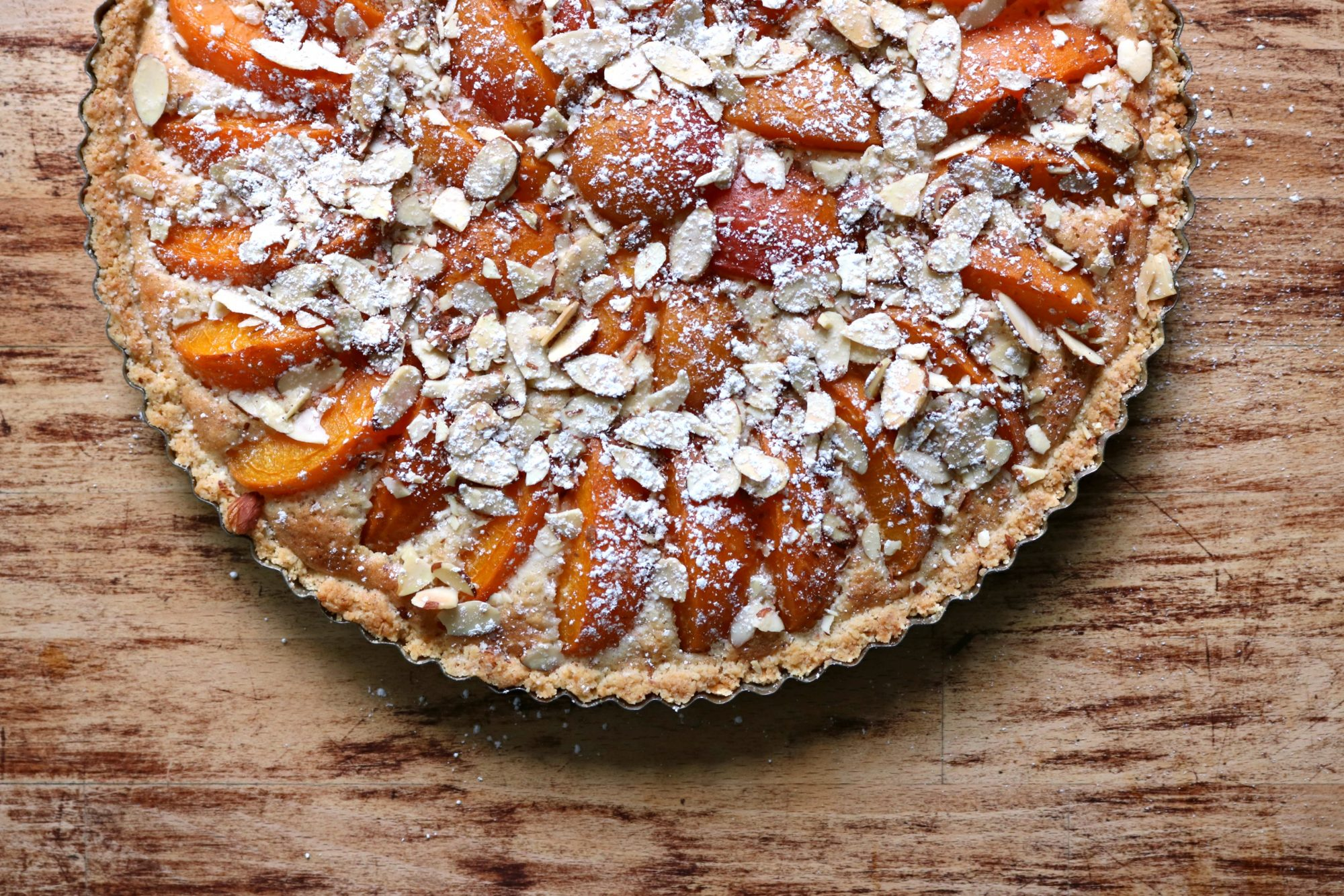Apricot tart 1