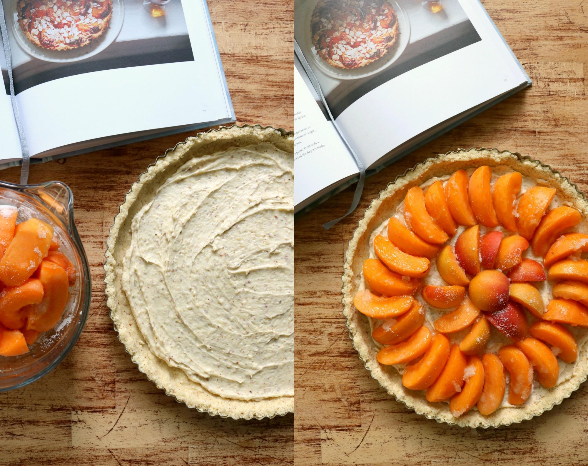 Apricot tart 4