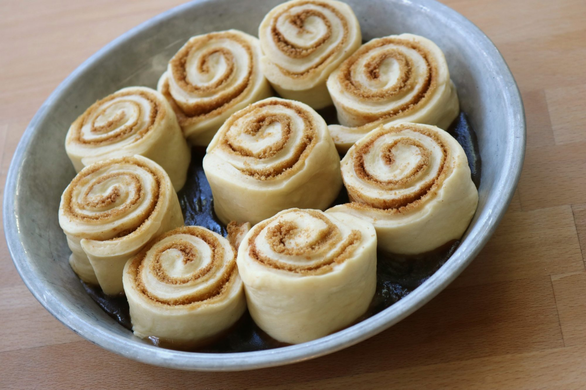 Cinnamon Buns 12