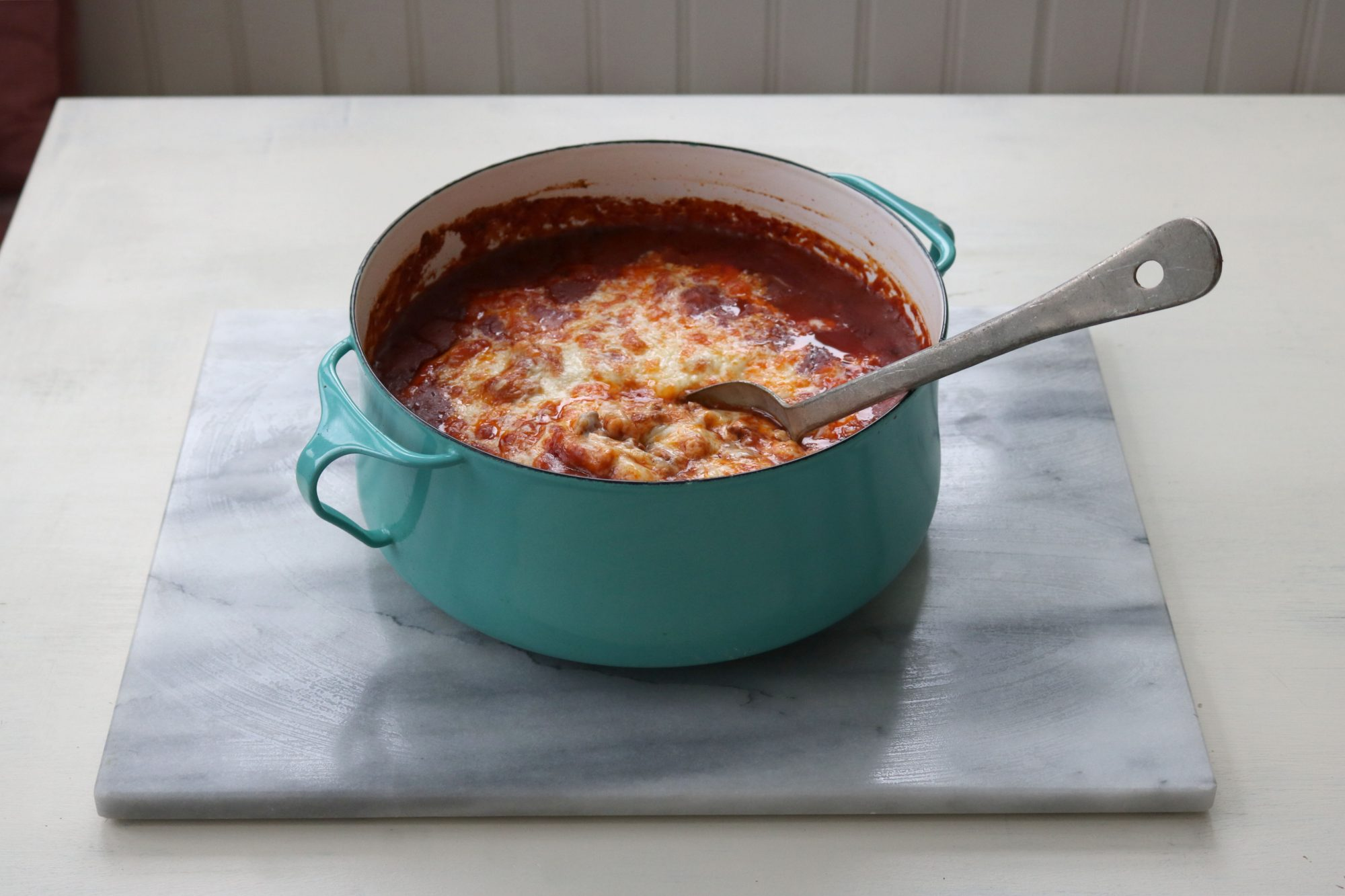 One-pot Beefaroni