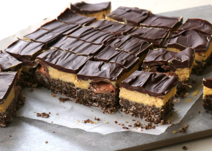 Easter Creme Egg Nanaimo Bars