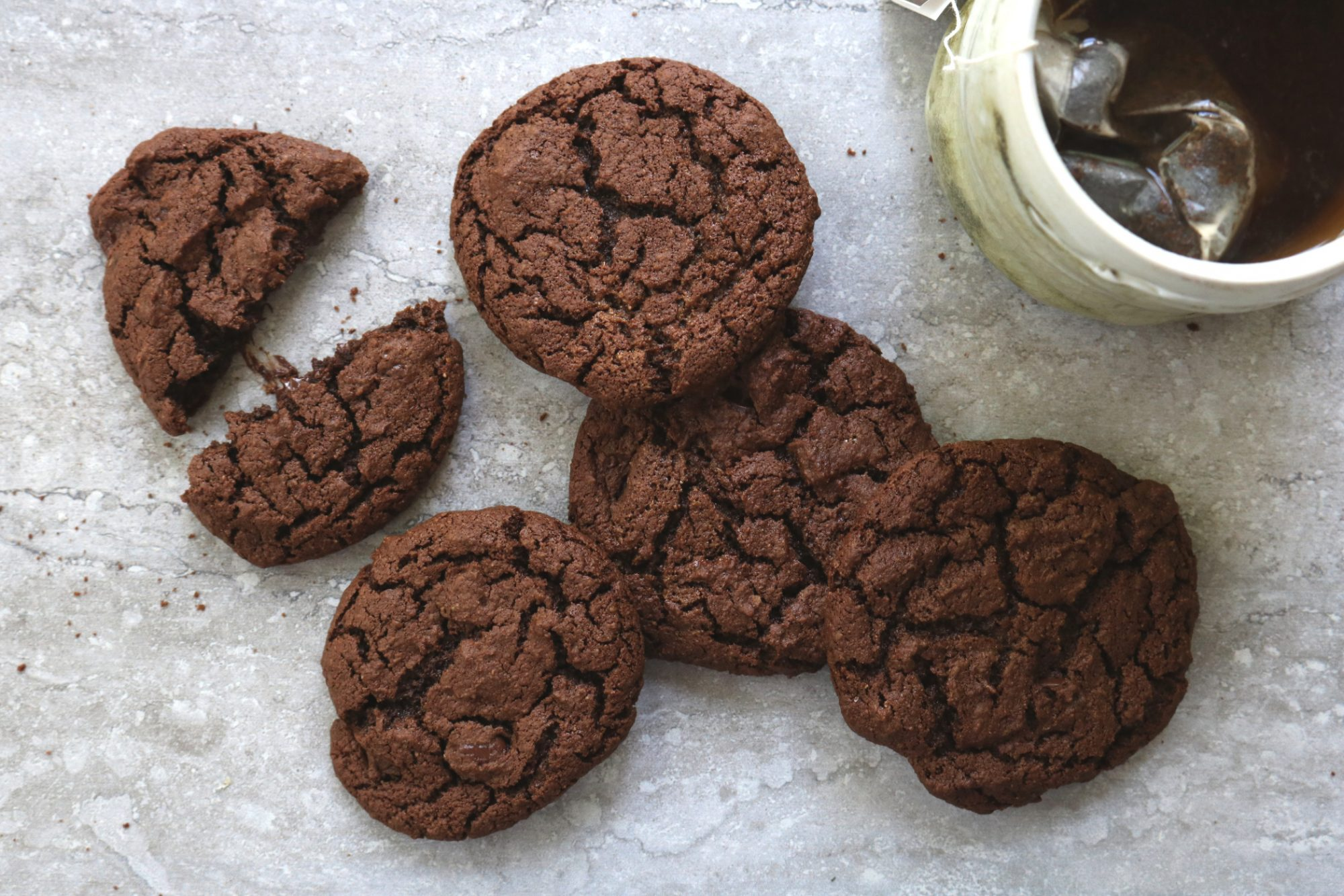 Chocolate Fudgy Brownie Bites