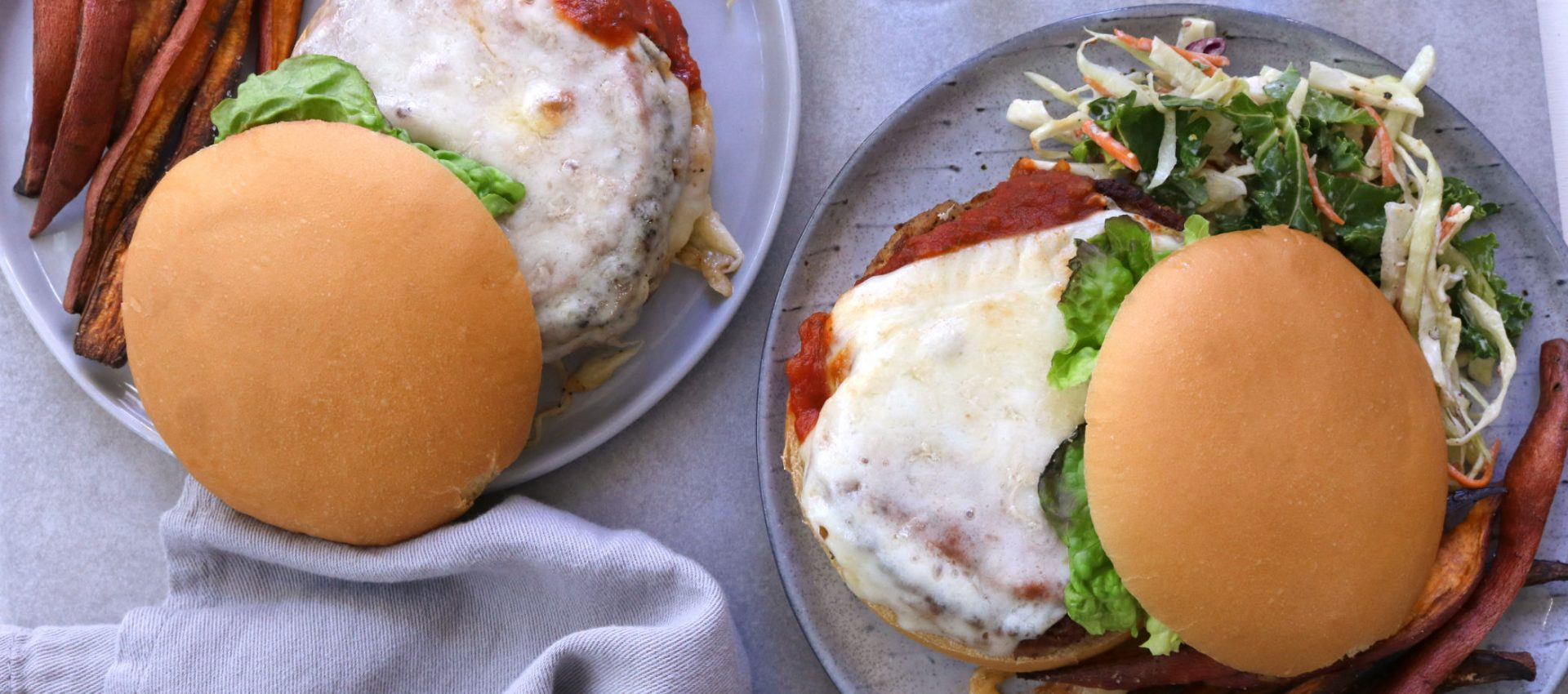 Turkey Parm Smashburgers 2