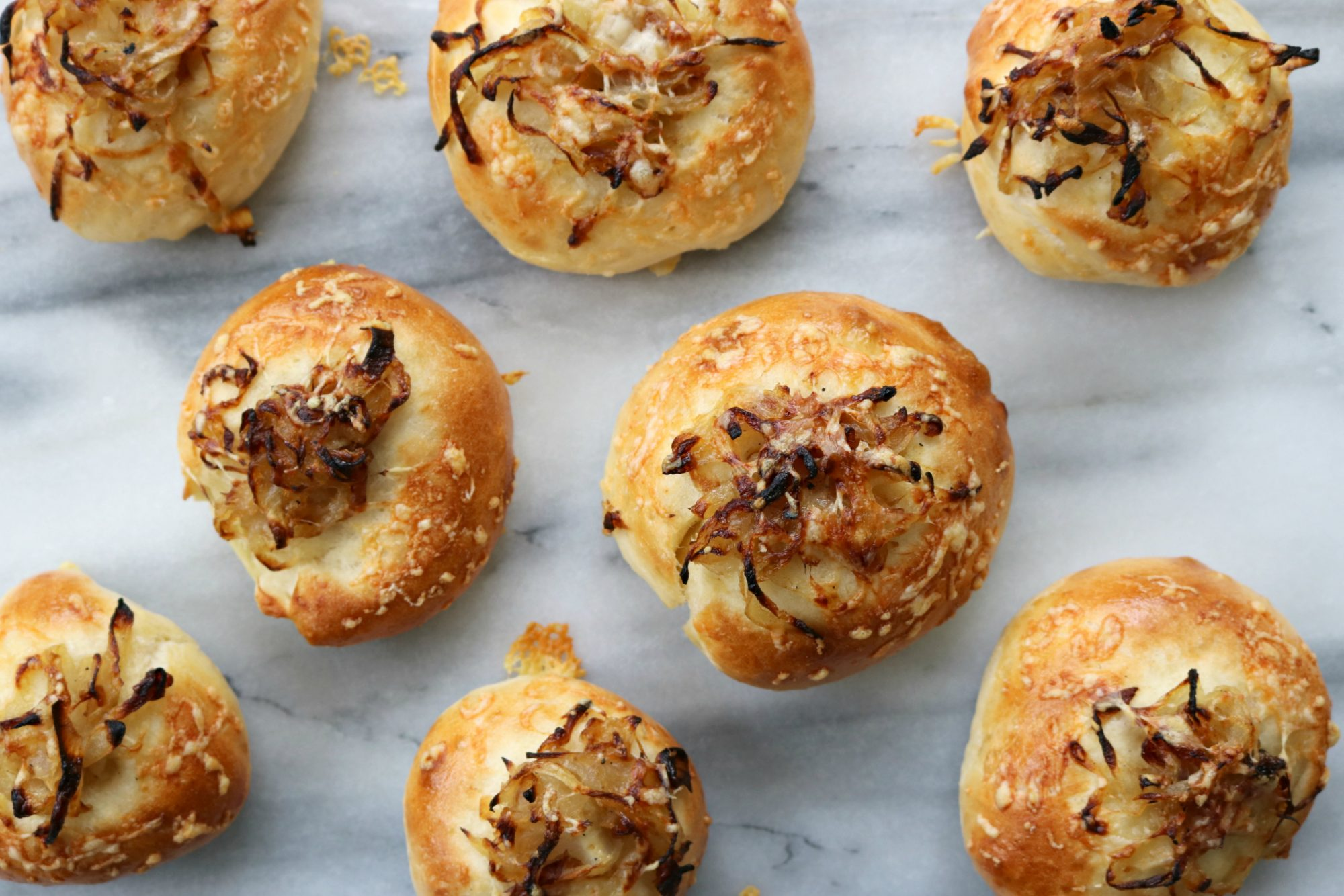 Onion Bialy