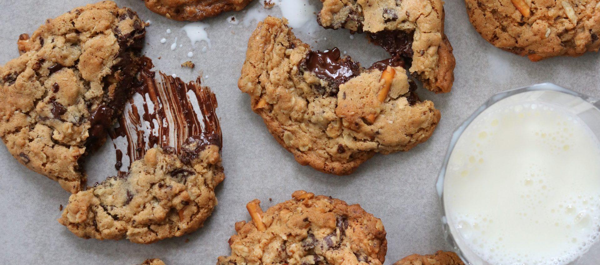 Trashy Cookies