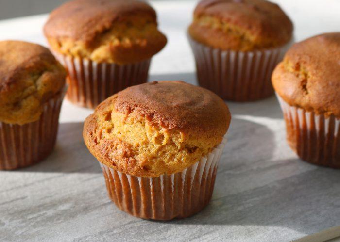 Winter Squash Muffins