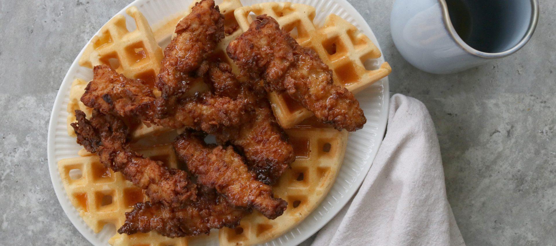 Fried Turkey & Waffles